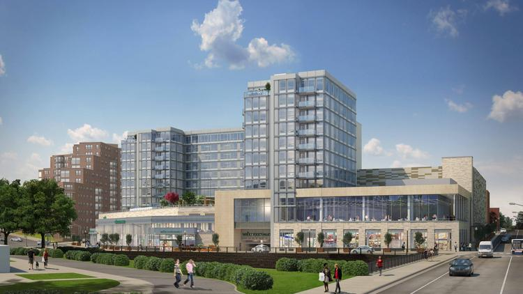 The Dalian on Fairmount project is set to be complete by winter 2016.