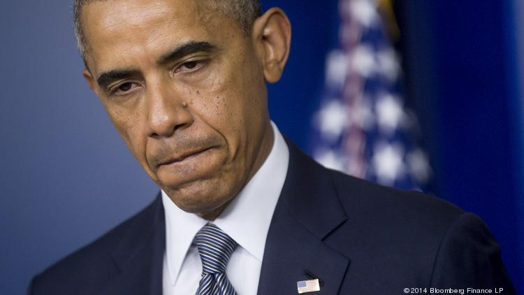 "President Barack Obama called for ""a credible, international investigation"" of the shooting down of a Malaysian Airlines plane in Ukraine and said at least one American citizen died in ""this outrage of unspeakable proportions."""