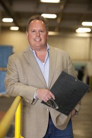 John Perry is president and CEO of Compo Steel Products Inc.Click here for story.