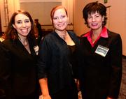 Judy Nussbaum, Vicki Duffy and Charlotte Sears.