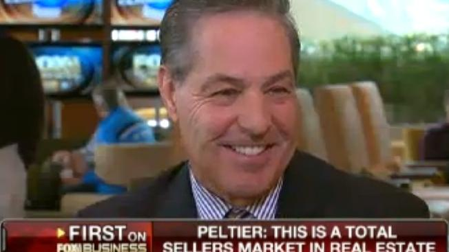 Ron Peltier, CEO of HomeServices of America.