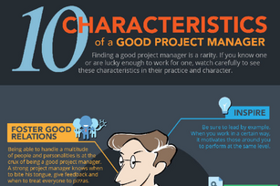 10 ways to know you'd make a good project manager, whatever that is