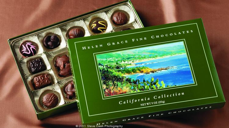 BBX Capital acquired Helen Grace Chocolates
