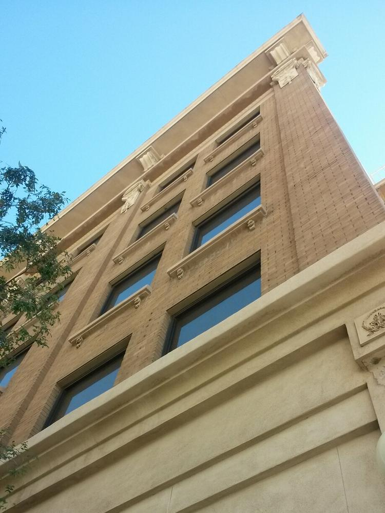 The Barrister Place building in downtown Phoenix