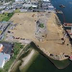 Future New Bedford terminal generates strong interest among shipping companies