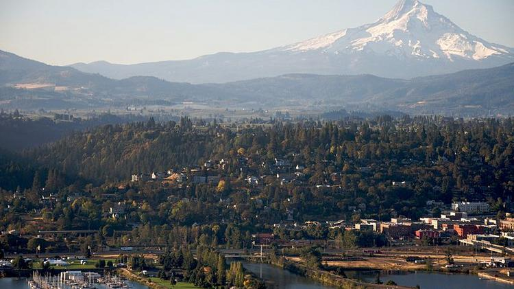 Financial technology company listed Hood River as the top place to retire in Oregon in a recent report.