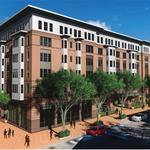 Here's the apartment complex proposed to replace University of Maryland Specialty Hospital