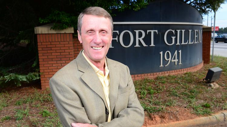 Fred Bryant is executive director of the Urban Redevelopment Agency, which is working on plans to redevelop Fort Gillem into Gillem Logistics Center.