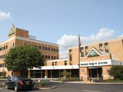 Berger Health System in Circleville.