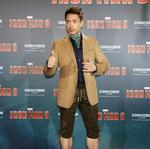 Robert Downey Jr. repeats as highest-paid actor with $75 million