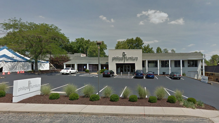 Phillips Furniture will start a going-out-of-business sale on Thursday, July 24.