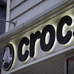 Crocs posts higher net income after restructuring, still no CEO