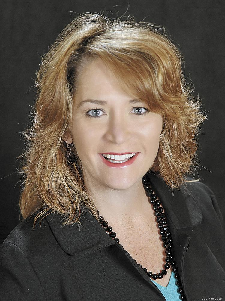 ​Taylor Woolery Worden is the property sales manager for Caesars Entertainment Corp.