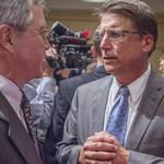 N.C. governor takes wait-and-see approach on Mecklenburg sales tax
