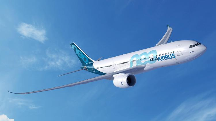 Hawaiian Airlines said it will purchase six Airbus A330-800neo aircraft, with delivery in 2019, and has the rights to purchase six more.