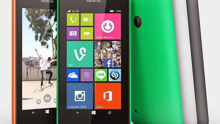 Microsoft's cheap, $114 Lumia 530 phone goes on sale globally next month.