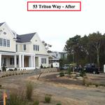 Texas lawyer suing developer and homeowners' association over tree cutting in Cape Cod development