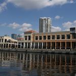 From struggling mall to waterfront destination