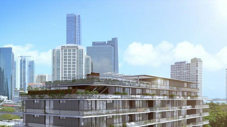 Cassa Brickell plans.