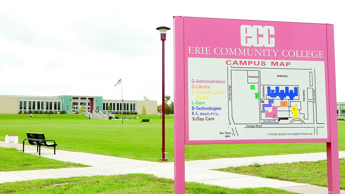 Suny Ecc Making High Tech Investment For Student Retention Buffalo