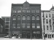 """Starting about 120 years ago, the Mercantile Gallery Lofts building originally was owned and used by Isaac Rosenbaum Co., a fur- and hide-trading business that since has closed. The company's focus on trading is the reason for the word """"mercantile"""" in the building's name."""