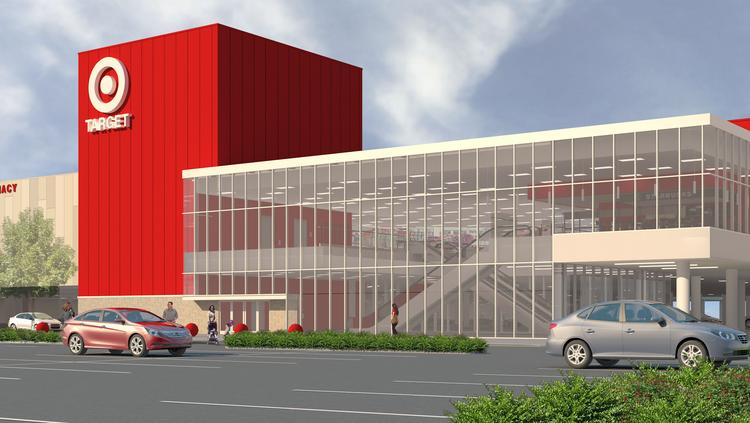 The new location will be the largest Target in the East Coast, according to Upper Merion Township officials.