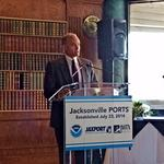 New real-time data system for St. Johns River improves safety, reliability of maritime business