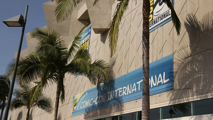 Some 130,000 fans of movies and TV—as well as comic books, action figures, video games, science fiction and fantasy, and pop culture in general—flock to the San Diego Convention Center each July for the mother of all cons, Comic-Con.