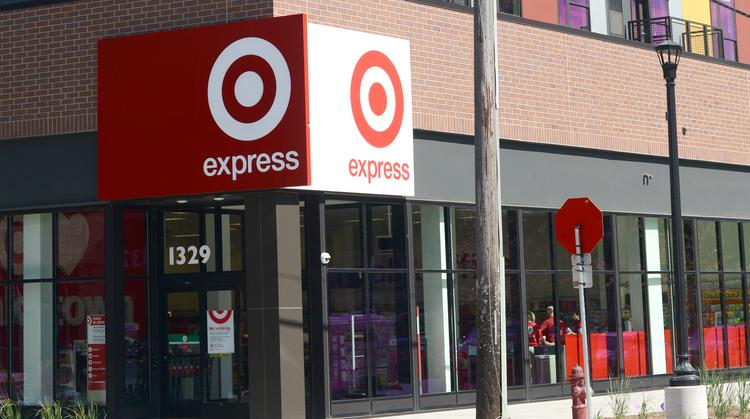 TargetExpress is about one-sixth the size of a traditional Target.