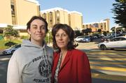 Jack McGovern has survived Coats Disease and helps others with the eye disease.
