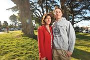 Tina McGovern and her son Jack started the Jack McGovern Coats Disease Foundation to help others with a rare eye disease that can blind those afflicted.