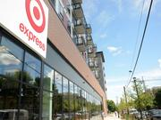 Target's first-ever Express mini-store recently opened in Minneapolis' Dinkytown retail district near the University of Minnesota.