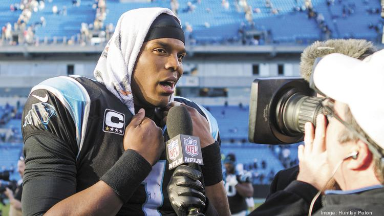 Carolina Panthers quarterback Cam Newton is one of the main attractions for the NFL franchise heading into the 2014 season.