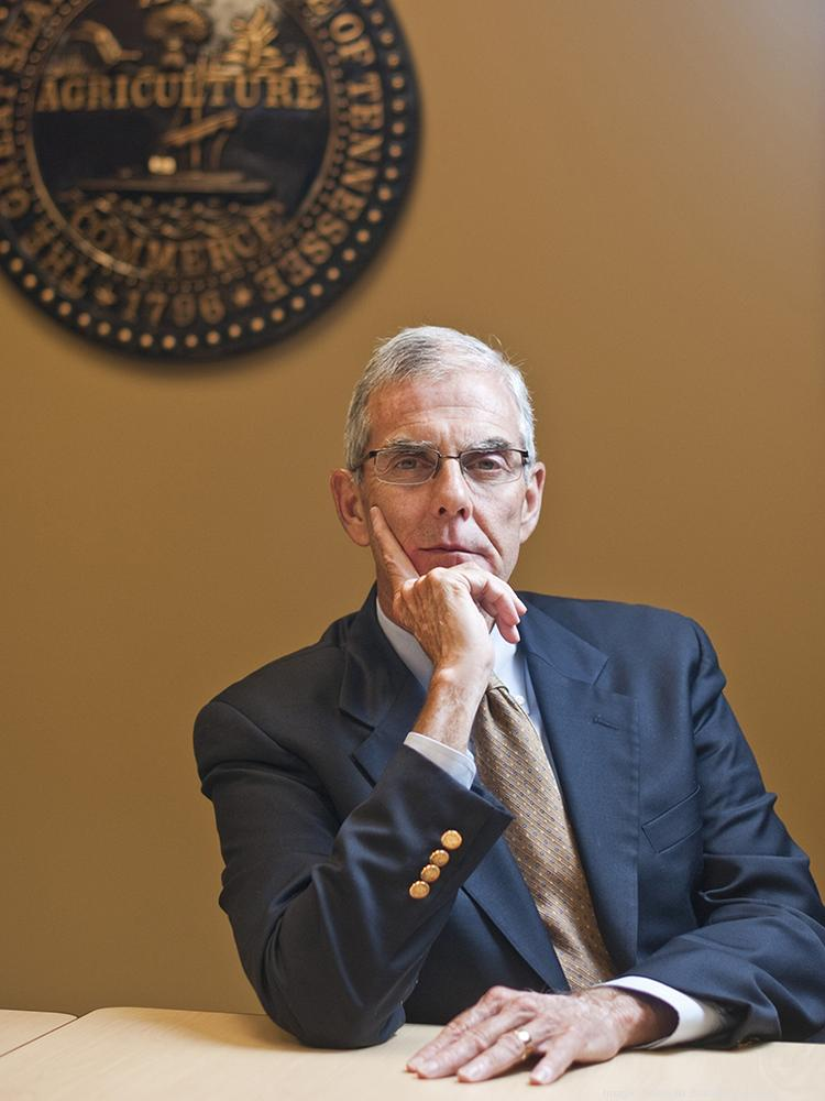 Chief Judge Ken Switzer leads the state's new Workers' Compensation Court.