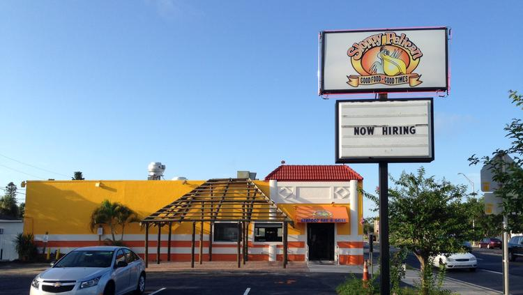 The Sloppy Pelican will set up shop on a busy stretch of 4th Street N in St. Petersburg