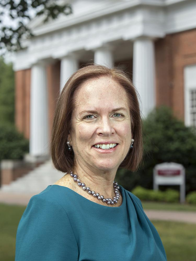 Jane Fernandes is president of Guilford College.