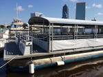 Water taxis won't be ready for weekend scoreboard unveiling and Carrie Underwood concert