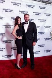 """David Denman, the actor known for his role on the NBC comedy """"The Office,"""" attended the Gala with actress Mercedes Masöhn. Denman celebrated his first Kentucky Derby with a tour and tasting at Buffalo Trace Distillery."""