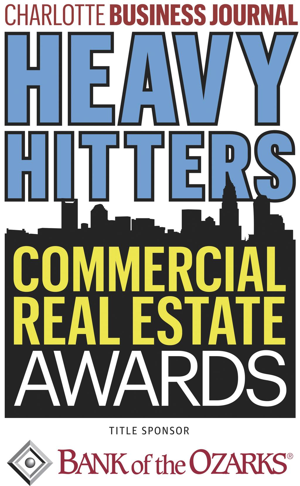 2017 Heavy Hitters Commercial Real Estate Awards