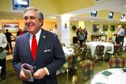 Lt. Gov. Jerry Abramson also was on Millionaire's Row.