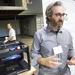 MakerBot CEO steps down to launch 'innovation lab' for Stratasys