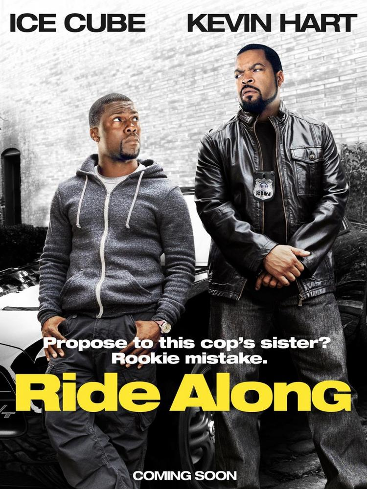 'Ride Along 2' wrapped up filming in Fort Lauderdale on July 21.