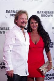 """Travis Tritt, Grammy Award-winning country singer, has been a mainstay at the Barnstable Brown Gala and the Kentucky Derby for the last 15 years. """"The people of Louisville always treat us like family,"""" Tritt said.  """"It feels like a homecoming."""""""