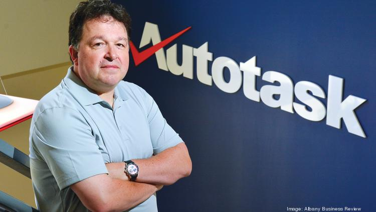 Mark Cattini is CEO of Autotask Corp. in East Greenbush, New York.