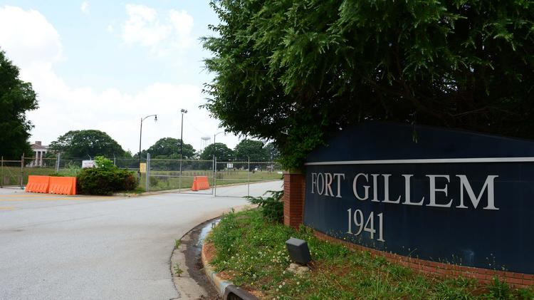Kroger is putting a new distribution center at Fort Gillem.