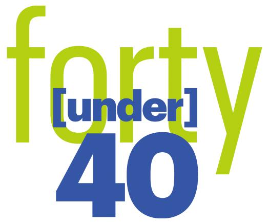 2018 Forty Under 40 Awards
