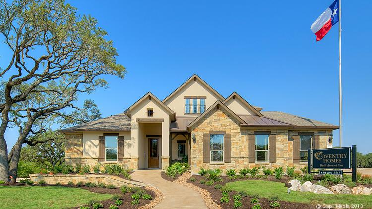 First Look: The Coventry Homes product line in the Woods of Boerne. The builder has already begun presales in this far Northwest Side community.