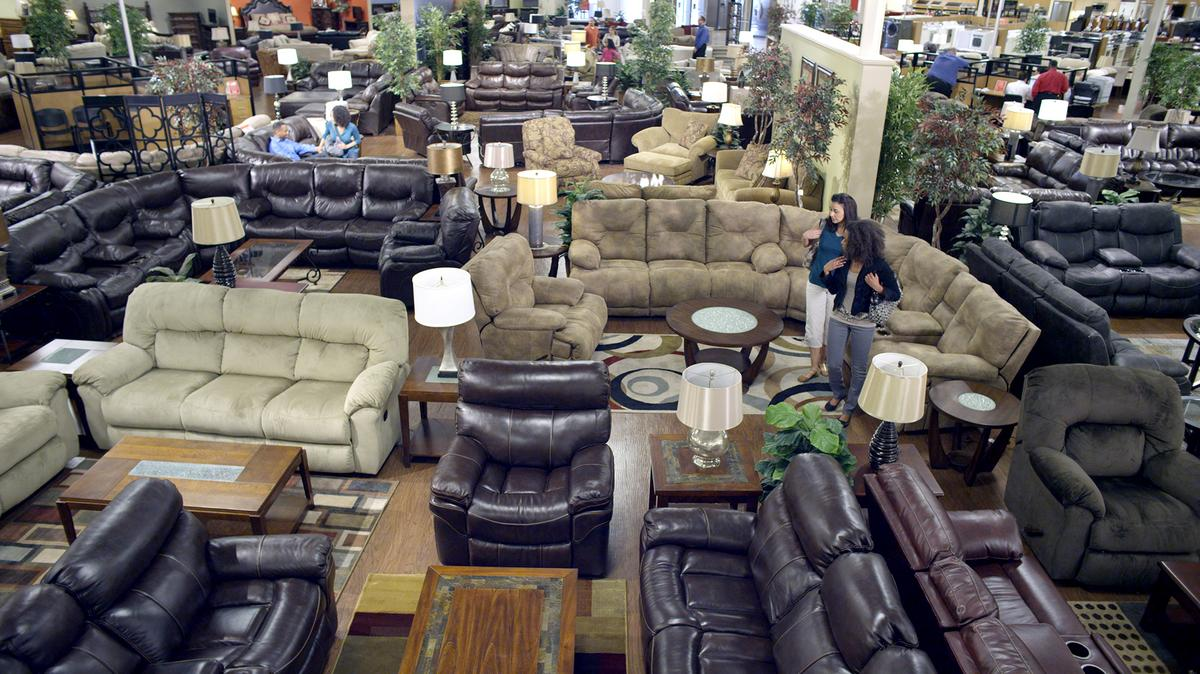 Marlo Furniture Tosses In The Towel On Big Chantilly Store Seeks
