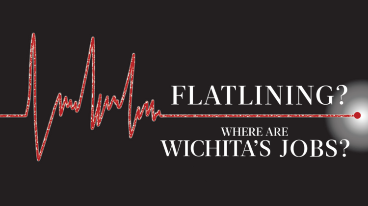 Aviation cutbacks and the recession have left Wichita scrambling for jobs. Is the answer more tax cuts or economic diversification.