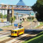 MATA rolling out more rubber wheel trolleys, historic streetcar status in question